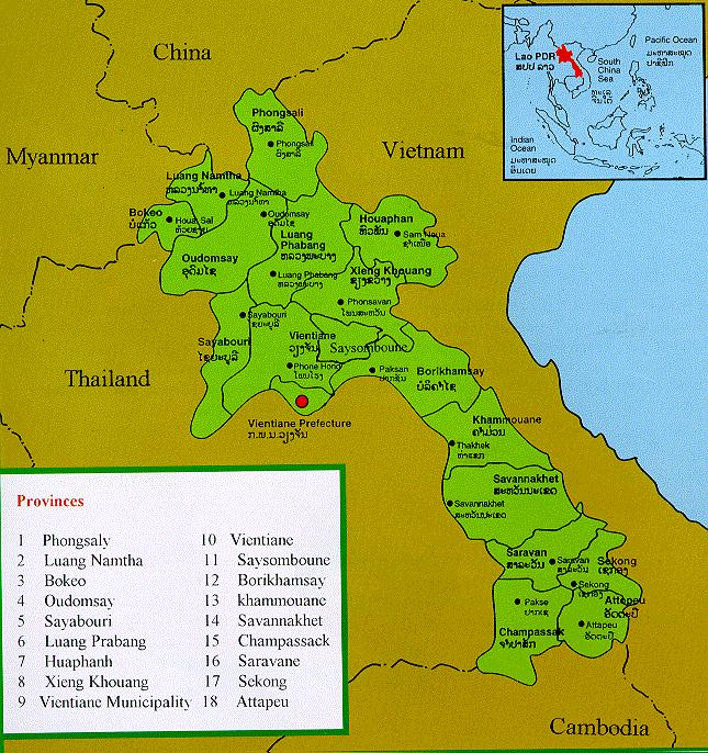 map_laos_provinces